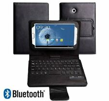 GSAstore - Wireless Bluetooth Keyboard Case for 7 inch Samsung New Galaxy Tab 3