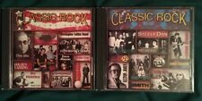 Classic Rock Vol. One & Two by Various Artists CD Lot 1988 MCA USA MCAD-31273-4