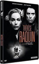 """DVD """"Thérèse Raquin"""" - Simone Signoret  NEUF SOUS BLISTER"""
