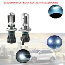 1 Pair H4/9003 HID HI/LO Light Beam Bixenon Headlamp Suv Drive Light Bulb AC Kit