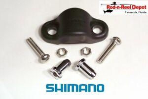 Shimano Rod Clamp Kit #TGT0353X RSC-1 Tekota TLD Torium Trinadad Tyrnos 4/0