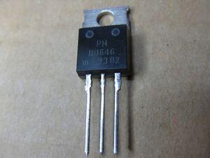 2 Stück Transistor BD646 BD 646