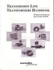 Transmission Line Transformer Handbook - Jerry Sevick, W2MI