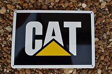CAT CATERPILLAR Logo Sign backhoe skidsteer excavator