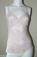 Victoria Secret Sexy Little Things PINK Polka Dot Top Size S