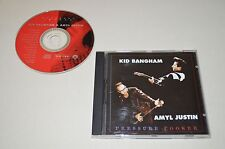 Kid Bangham & Amyl Justin - Pressure Cooker / Tone-Cool Records 1997