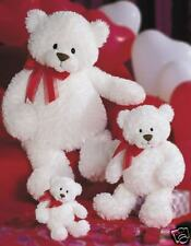 """Gund Valentine Bear Little Honeybunch 8"""" - NEW"""