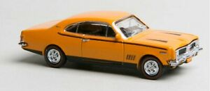 ROAD RAGERS 1:87 1970 HG Monaro Coupe in Indy orange suits Auscision