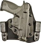 Desantis Infiltrator Air Kydex IWB Holster Glock 43 Black Right M78KA8BZ0