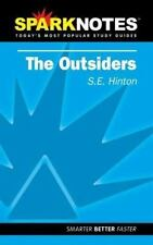 The Outsiders SparkNotes Literature Guide SparkNotes Literature Guide Series