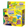 SES CREATIVE Children's Thermo Colour Changing Play Dough Set, 4 Play Dough Pots