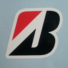 4x Aufkleber Sticker Bridgestone Logo #0540