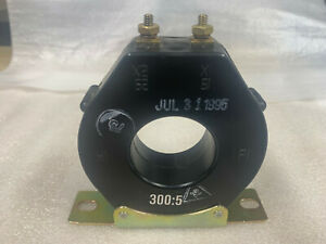 Instrument Transformers Current Transformer 5RBT-301 Ratio: 300:5A 600V 50-400Hz