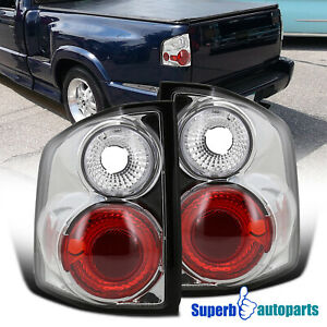 For 1994-2004 Chevy S10/ GMC Sonoma Replacement Tail Lights Replacement