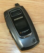Samsung Sgh-D407 (Cingular / At&T) Gsm Cellular Flip Phone - Wireless Telephone