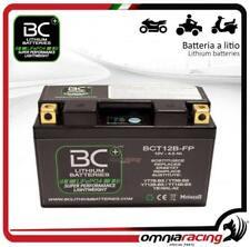 BC Battery - Batteria moto al litio per Aprilia SPORTCITY 250IE 2007>2008