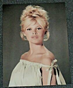 Brigitte Bardot  POSTCARD  new