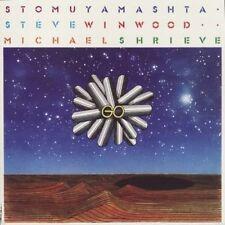 YAMASHTA STOMU - GO - CD - NEW