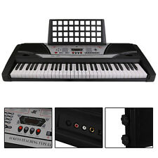 MK-980 61 Key Electric Piano Digital Personal Electronic Music Keyboard Beginner