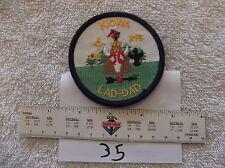 Nampa Tsi OA Lodge 216 eR19XX Kiowa Lad-Dad Order of the Arrow WWW Boy Scout