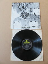 THE BEATLES Revolver LP 1966 MONO UK PRESSING & RARE MISMATCHED LABELS PMC7009