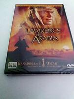 """DVD """"LAWRENCE DE ARABIA"""" 2DVD PRECINTADO SEALED DAVID LEAN EDICION ESPECIAL"""