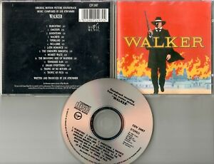 Walker  CD-SOUNDTRACK  ©  1987  VIRGIN  (  JOE STRUMMER )