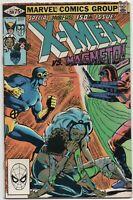 Uncanny X-Men 150 Marvel 1981 FN Wolverine Magneto Colossus Storm Cyclops