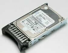 "IBM 600GB 2.5"" 10K SAS SFF Hot Swap HDD with Caddy 49Y2003 49Y2004 49Y2007"