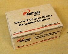 Dayton Audio DTA-2 Class T Digital Audio Amplifier Kit