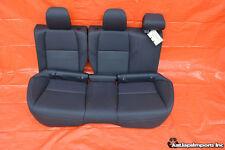 15 16 SUBARU IMPREZA WRX LIMITED OEM REAR LEATHER SEAT BACKSEAT