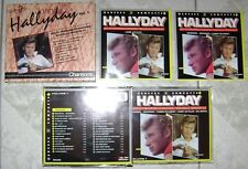 COFFRET 2 CD JOHNNY HALLYDAY VOL.1 SES 32 PREMIERES CHANSONS NOUVELLE VERSION 82