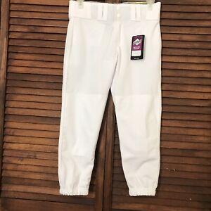 Easton Women's Pro Pant size small Baseball / Softball Pants closed elastic cuff