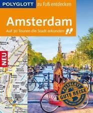 POLYGLOTT Reiseführer Amsterdam zu Fuß entdecken von Rasso Knoller, Christian No