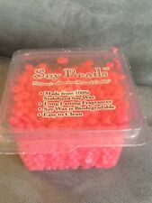 Beanpod Ribbon Candy Soy Beads 3 Oz - Brand New Rare For Warmers/Burners