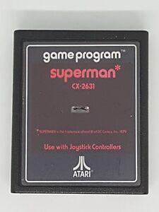 SUPERMAN Atari 2600 Game