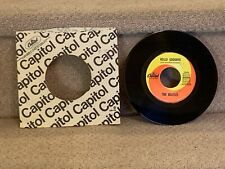 Beatles 45 rpm Hello Goodbye I Am The Walrus Capitol # 2056 + Sleeve