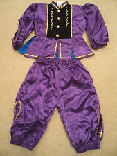 Royal Academy of Dance Trouser Jacket Costume - Buttons - Royal Prince - Age 4