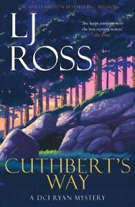 Cuthbert's Way: A DCI Ryan Mystery (The DCI Ryan Mysteries)