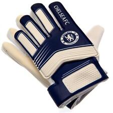 Chelsea FC Goalkeeper Gloves Youths Club Crest Licensed Brand New Sealed