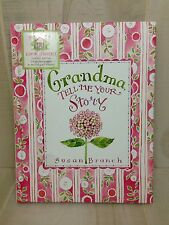 SUSAN BRANCH Grandma Tell Me Your Story Keepsake Guided Journal Family History