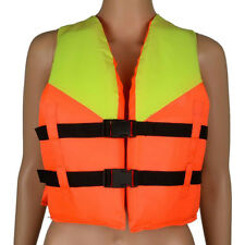 Youth Kids Polyester Life Jacket Swimming Boating Kayak Sailing Ski Foam Vest