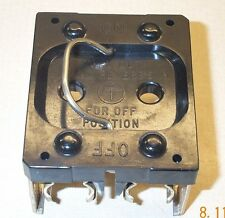 Trumbull Electric Pt 30802 60Amp 240Volt Fuse Panel Pullout Fuse Holder