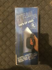 Steam Master 100s Of Uses - New In Worn Box