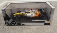 UK+NEW HOTWHEELS R27 2007 RENAULT FORMULA 1 F1 CAR 1/18 #3 Giancarlo Fisichella