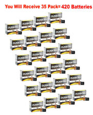 (420-Pack) Duracell Coppertop Size C Batteries 1.5V C12 Alkaline Wholesale Fresh