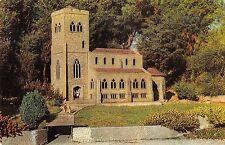 BR67137 all saints church  southsea model village  uk  14x9cm
