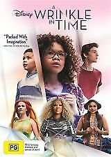 A Wrinkle In Time (DVD, 2018)