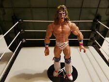 WWE Action figure Mattel The Ultimate Warrior Wrestling WWE WCW TNA AEW WWF