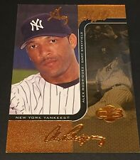 ALEX RODRIGUEZ GARY SHEFFIELD  2006 Topps Co-Signers SP  Ser #d /115 NY Yankees